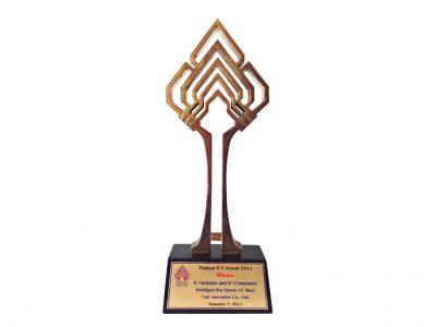 THAILAND ICT AWARDS 2011